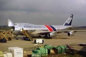 Flying Tiger Line 747-200