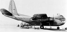 Budd RB-1 Conestoga - Flying Tiger Line