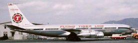 Flying Tiger Line 707
