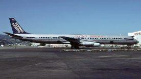 Flying Tiger Line DC8