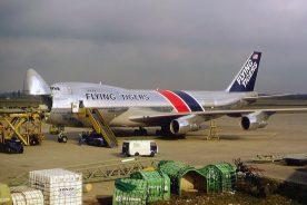 Flying Tiger Line 747-200
